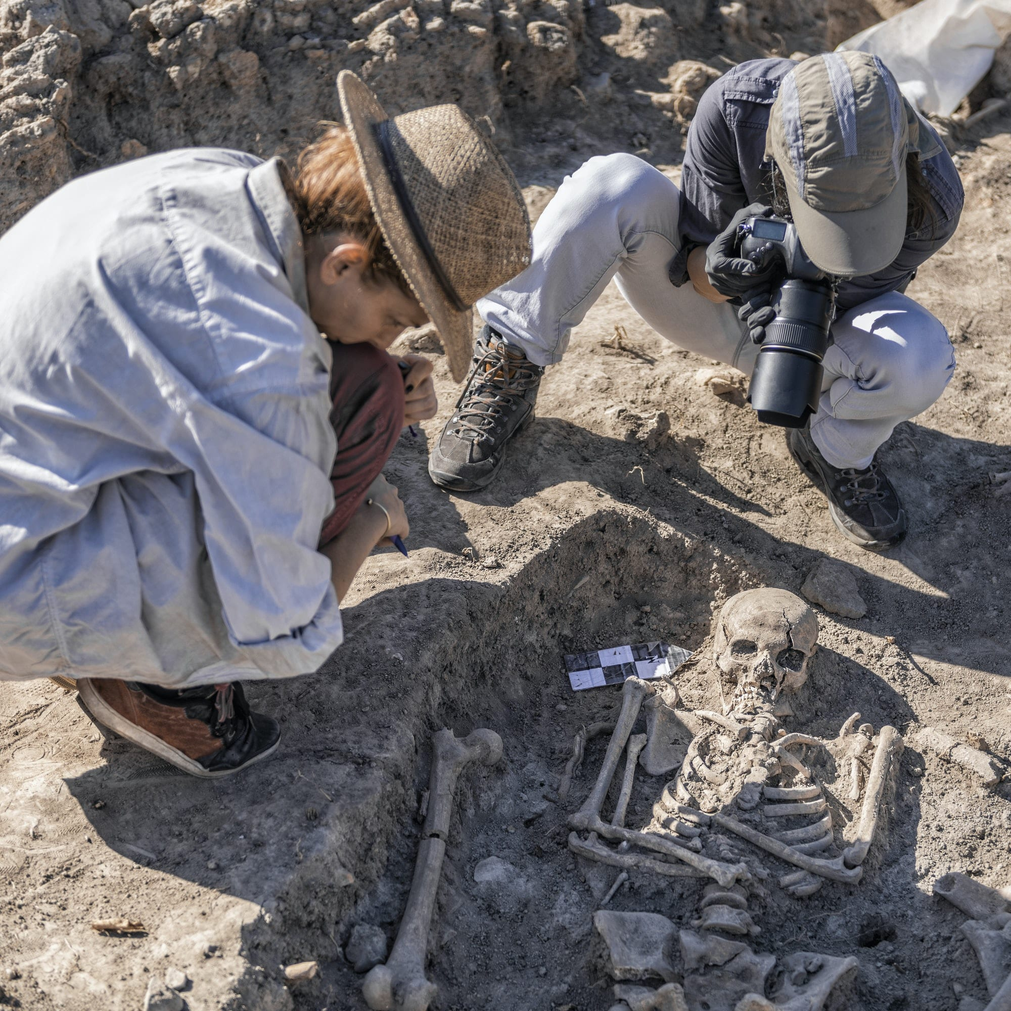Archaeological Photography